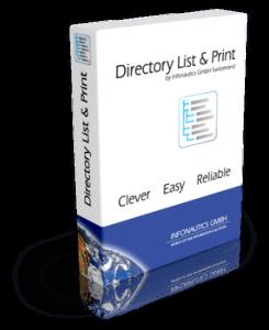Directory List & Print Pro 4.16 crack