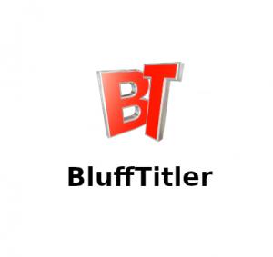 BluffTitler Ultimate 15.4.0.2 Crack